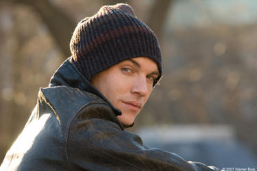 Jonathan Rhys Meyers as Louis Connelly in &quot;August Rush.&quot;